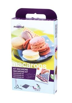 11 Pieces Macaron Kit with 1 Pastry Bag 7 Pastry Tips 1 Pastry Clip  More >>> More info could be found at the image url.
