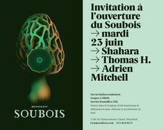 Soubois Restaurant Identity - Mindsparkle Mag