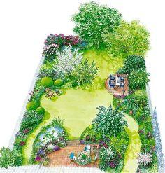 Backyard Garden Design Layout Over 65 Fashion Ideas