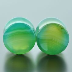 Green Banded Agate #GGB-014-6-C