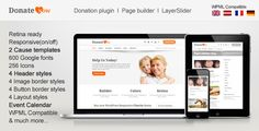 DonateNow v4.4 WordPress Theme Free Download Download  DonateNow v4.4 is clean, flexible, retina ready and has a fully responsive design. DonateNow theme is loaded with features, and has powerful customization options. Built with HTML5 & CSS3. It comes with free support on our support...