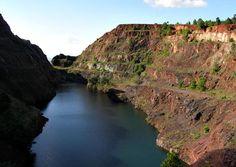 Ngwenya Mine / Lion Cavern   Swaziland