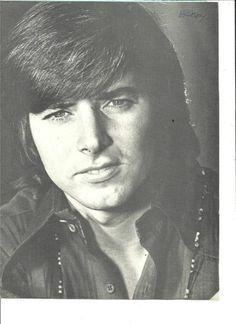 Bobby Sherman, Full Page Vintage Pinup