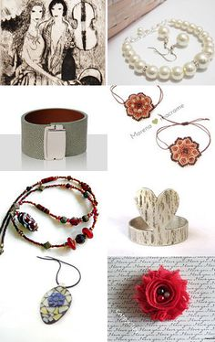 Perfect gifts  by Nana on Etsy--Pinned with TreasuryPin.com