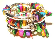 Tropical Island Party Readers Gallery - Brighter than a Summer's day! by Offbeat Beads