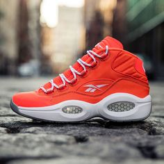 0fe4759684b The upcoming Reebok Question Mid  Only The Strong Survive  is the latest  colorway set to release. Throughout 2016 we have seen several colorways  release to ...