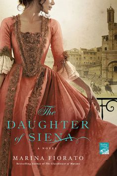 The Daughter of Siena by Marina Fiorato. For the hopeless romantic and ruthless detective in all of us. Great mystery/love story.