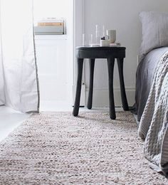 tapis rug solid