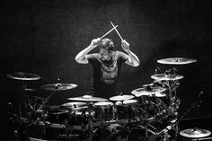 Another day at the office! Breaking Benjamin, Burnley, The Office, Drums, Cool Photos, Bands, Concert, Percussion, Drum
