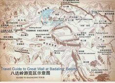 Plano de Badaling - La Muralla China