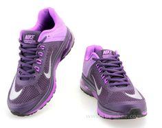 Nike Air Max Excellerate 2 Mesh Womens Gorgeous Purple Metallic Silver Laser Purple 555764 505