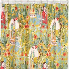 Frida Kahlo shower curtain Brand new shower curtain. 100% cotton measurements…