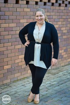 Tunic Office Style {She Wore What}