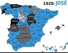 Una docena de nombres de chico más puestos en España