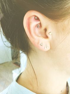 my next piercing will be this one #rook