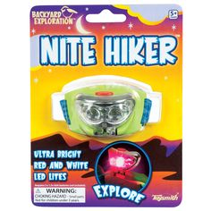 Nite Hiker Headlight $12.95