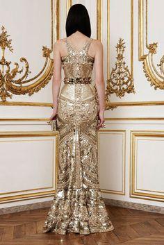 Cleopatra. Genius. Gorgeous. Alexander McQueen.
