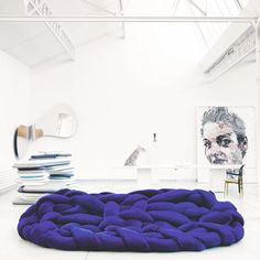 Kendall Jenner bought a strange new couch called The Boa from international design company Edra.