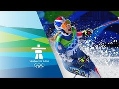 ▶ Lindsey Vonn Wins Downhill Gold - Vancouver 2010 Winter Olympics - YouTube [Olympic Alpine Skiing]