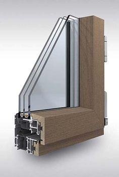 Korus | Finestre in PVC, PVC/Alluminio, Alluminio e Legno/Alluminio