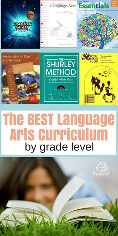 The Best Language Arts Curriculum For Every Grade Level - Ultimate Homeschool Podcast Network