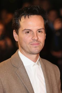 Andrew Scott attends a screening of 'Locke' during the 57th BFI London Film Festival at Odeon West End on October 18, 2013 in London