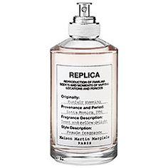 My new favorite perfume. Love love !!! MAISON MARTIN MARGIELA - 'REPLICA' Funfair Evening  #sephora