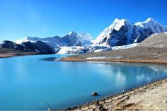 Gurudongmar, Sikkim, second highest and most surreal lakes of India, is located at a height of 5210m above sea level. With its majestic emerald blue water, it remains frozen for most parts of the year.  Travel with www.ticketgoose.com, a smart choice.