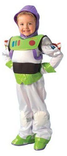 #ToyStory Rubies 3 883688 L - #Buzz Lightyear Platinum Größe L