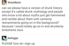 Funny Me, Funny Humor, Hilarious, Tumblr Stuff, Tumblr Posts, Writing A Book, Writing Prompts, Monster Board, Drunk History