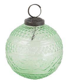 Chcete, aby letošní Vánoce byly nezapomenutelné? Splňte si své přání ❤ Vánoční ozdoba Ball glass green 8cm vykouzlí dokonalou atmosféru. Ihned odešleme.