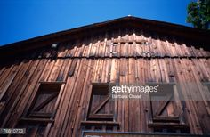 Stock Photo : Barn