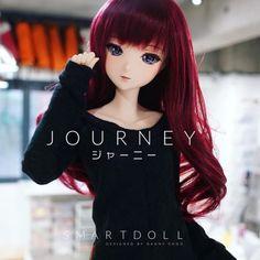 b56baef1805ee Say hello to Smart Doll Journey. スマートドールジャーニーです。よろしくお願いします。 smartdoll (at  Mirai Store Tokyo)
