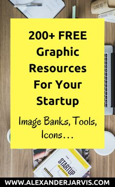 free graphic resources for you startup. Make Money Online, How To Make Money, Online Blog, Buckets, Affiliate Marketing, Business Tips, Entrepreneur, Blogging, Scale