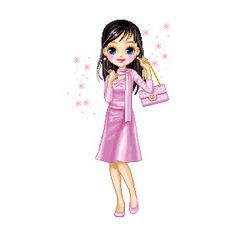 Beautiful Glitter Graphic Dolls Copy And Paste The Code Below To Your Profile Comments
