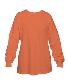 Stay comfy in style with the Boxercraft Pom Pom Pullover in Neon Orange. http://www.myboxercraft.com/productInfo.aspx?itemNo=T14NO