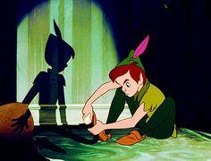 ...shaDow... Peter Pan... Disney...