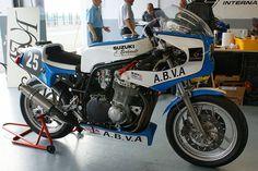 Suzuki-PEM GSX1100 (1980), team ABVA | Flickr - Photo Sharing!