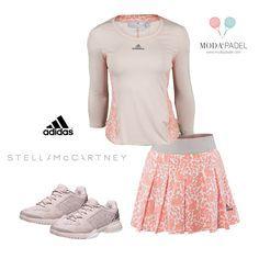 ADIDAS STELLA MCCARTNEY, www.modaypadel.com, padel, tenis, tennis, padel femenino, adidas