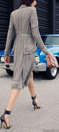 studded style ♥✤ | KeepSmiling | BeStayClassy