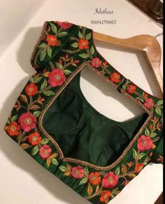 New Saree Blouse Designs, Cutwork Blouse Designs, Blouse Designs Catalogue, Best Blouse Designs, Simple Blouse Designs, Stylish Blouse Design, Bridal Blouse Designs, Sari Blouse, Blouse Styles