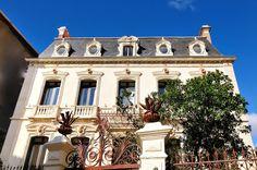 muyy lindo hotel en bezier para camino a paris L'Hotel Particulier