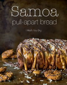 Forget about the cookies, this Samoa Pull-Apart Bread is where it's at. I've streamlined the process of making time-consuming pull-apart bread so it's quicker and easier for you. You're going to lo...