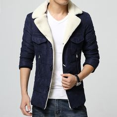 Find More Parkas Information about Winter Jacket Men 2015 New Slim Fit Quality Lamb Velvet Thick Warm Coat Man Plus Size Casual Business Mens Parka 5XL M Retail,High Quality coat jacket men,China coat rabbit Suppliers, Cheap jacket hood from Eric's on Aliexpress.com