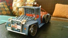 Papierové pletenie-auto Chevrolet