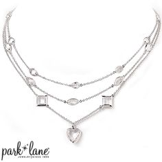 Sweet Necklace   Park Lane Jewelry