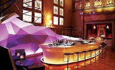 Restaurant interior design 1