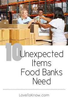 Puyallup Area Food Banks