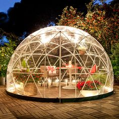 Garden Igloo by Garden Igloo #MONOQI