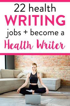 Online Writing Jobs, Freelance Writing Jobs, News Health, Health Articles, Business Motivation, Business Tips, Easy Online Jobs, Writing Portfolio, Jobs For Women
